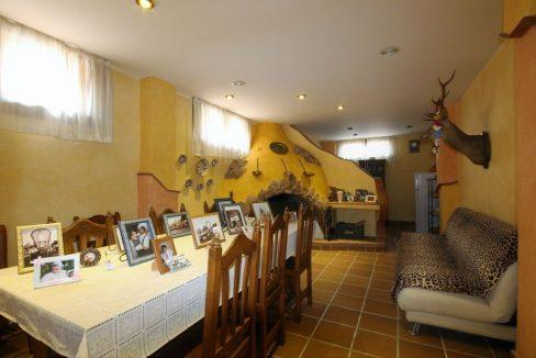 Precioso Chalet rústico en la provincia de Malaga, España