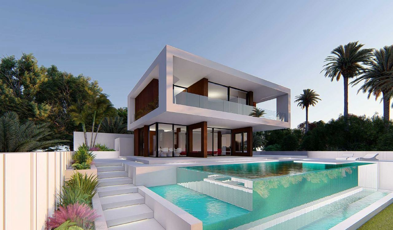 Villas for sale in Estepona, Marbella, Costa del Sol