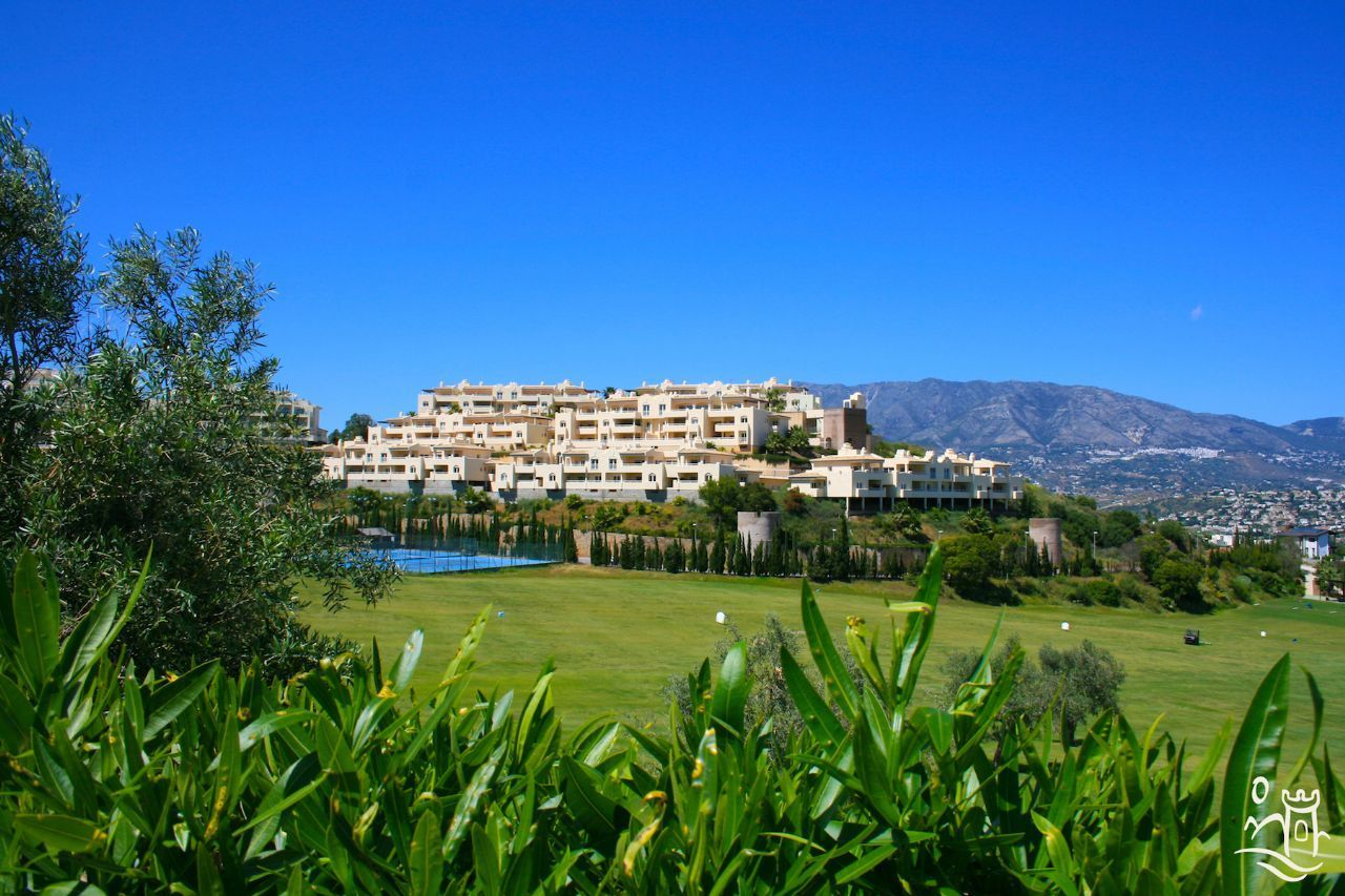 Luxury apartments, Mijas Costa, Malaga
