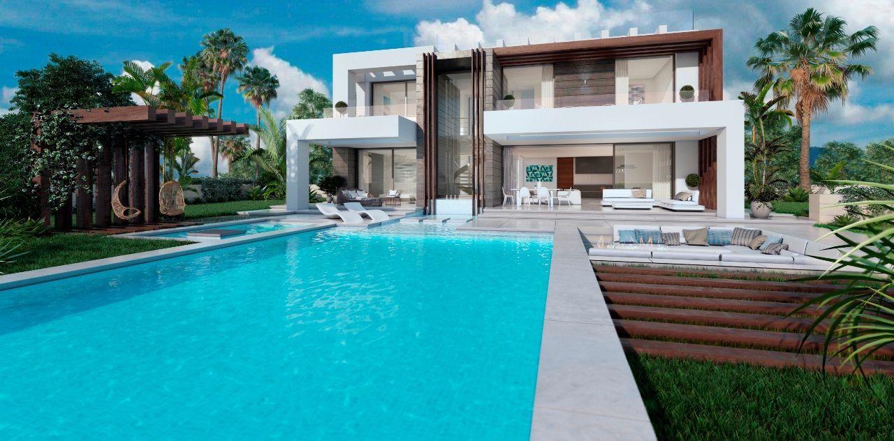 Luxury villa for sale in Estepona, Marbella