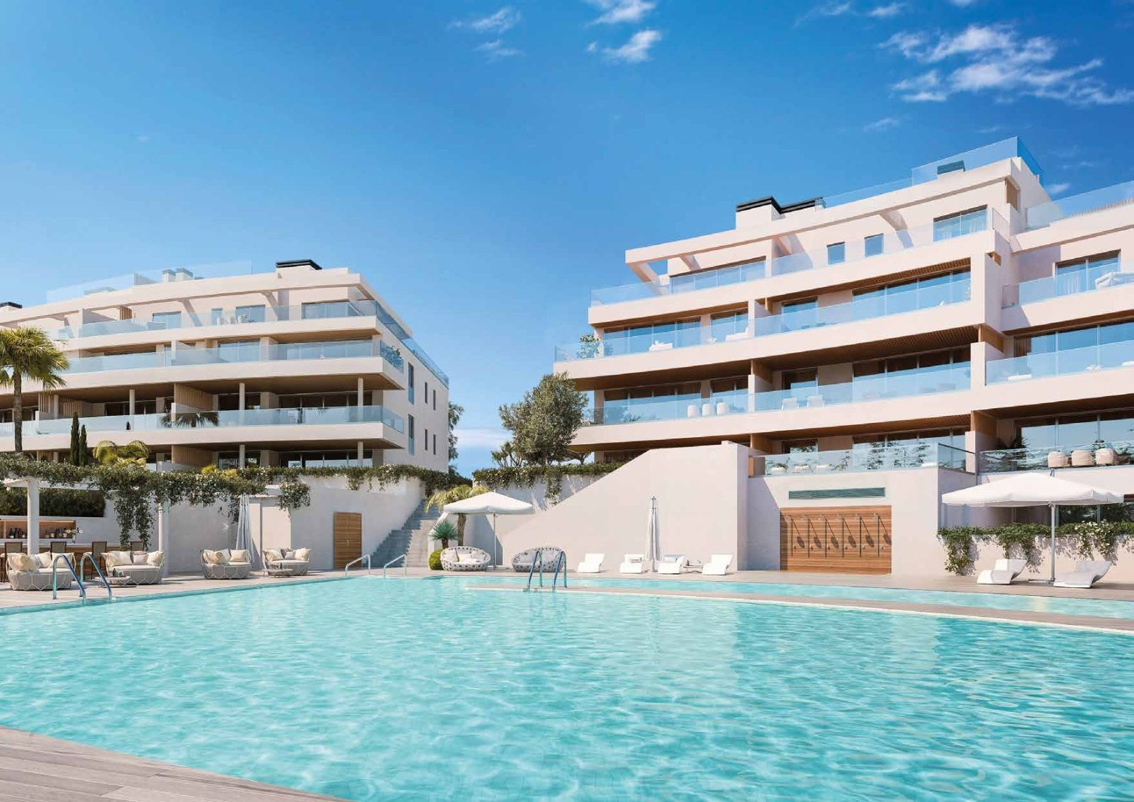 Luxury apartments for sale in La Cala de Mijas