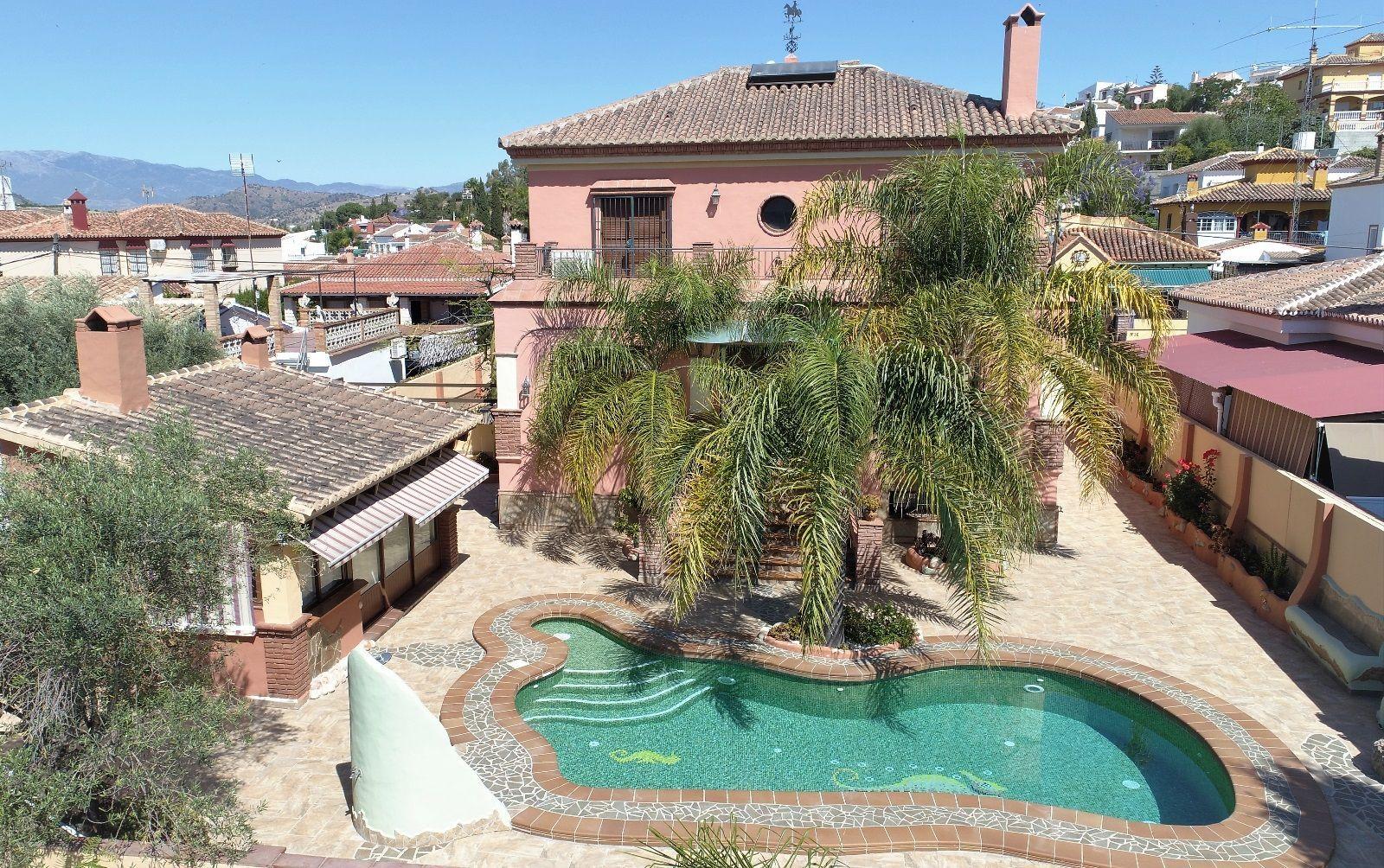 Beautiful rural villa in the province of Malaga
