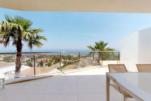 Apartamentos y áticos de nueva construcción en Fuengirola, Malaga