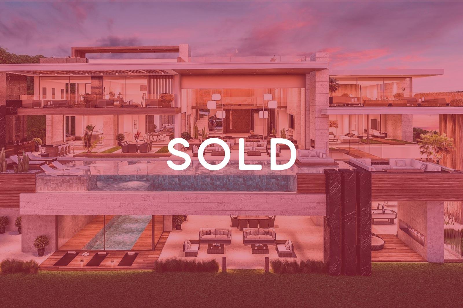 Luxury villa for sale, Marbella