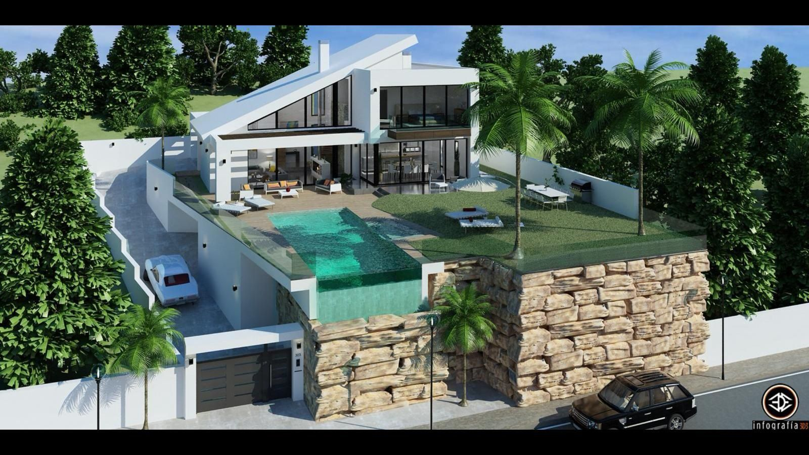 New opportunity: plot with project in Mijas Costa