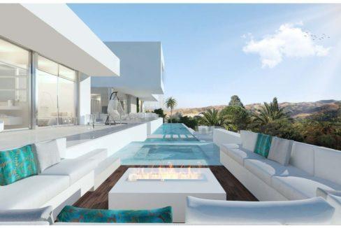Eestupenda villa a la venta en Mijas