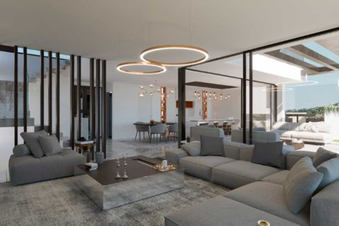 living-room-with-stairs-villas-mijas-condesa-hills