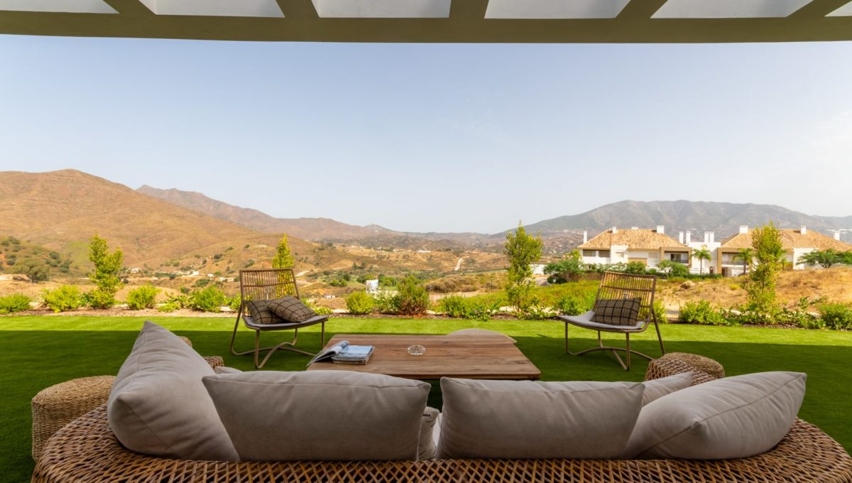 view-from-the-garden-house-for-sale-in-mijas