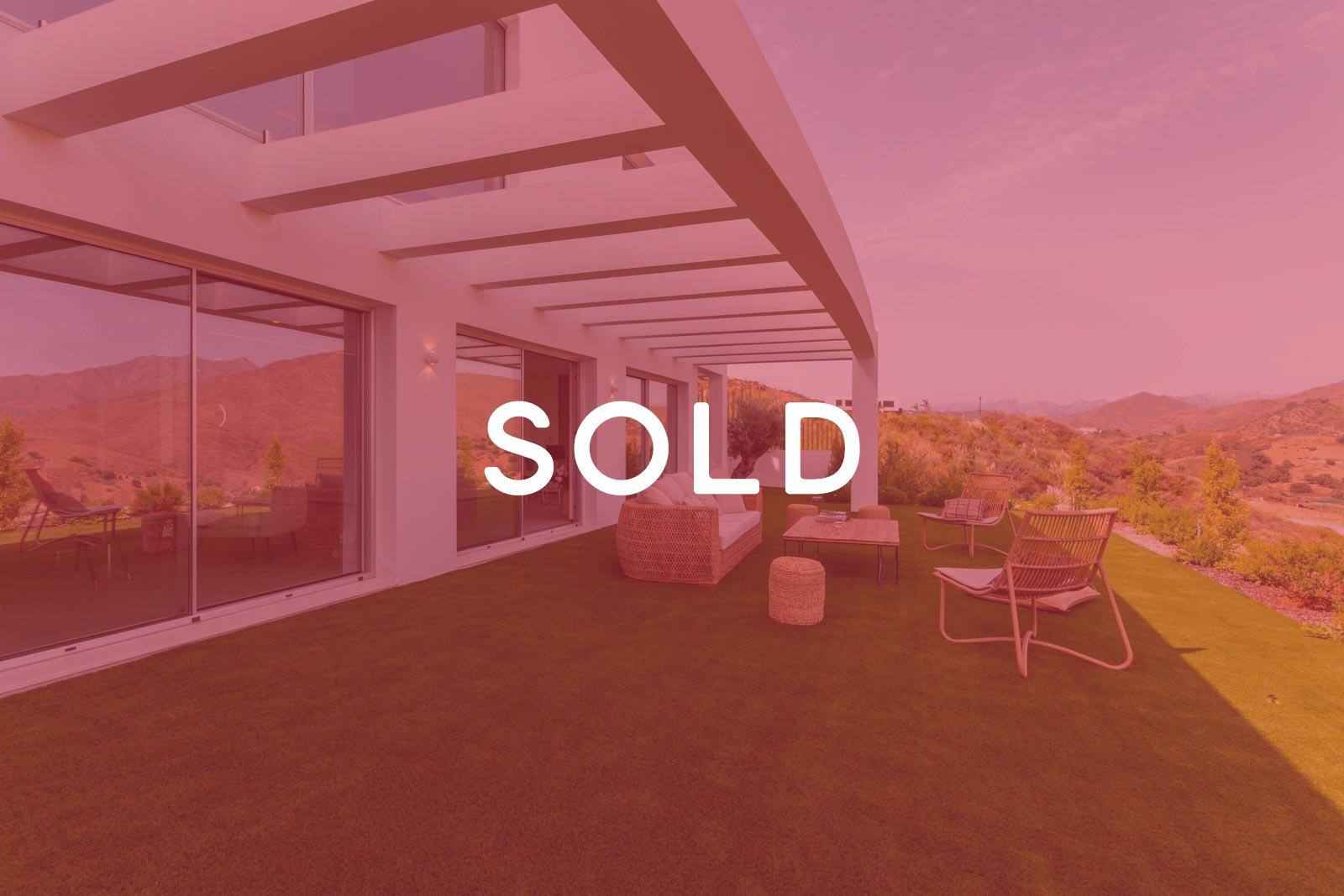 Modern-design villa with innovative technology in Mijas Costa