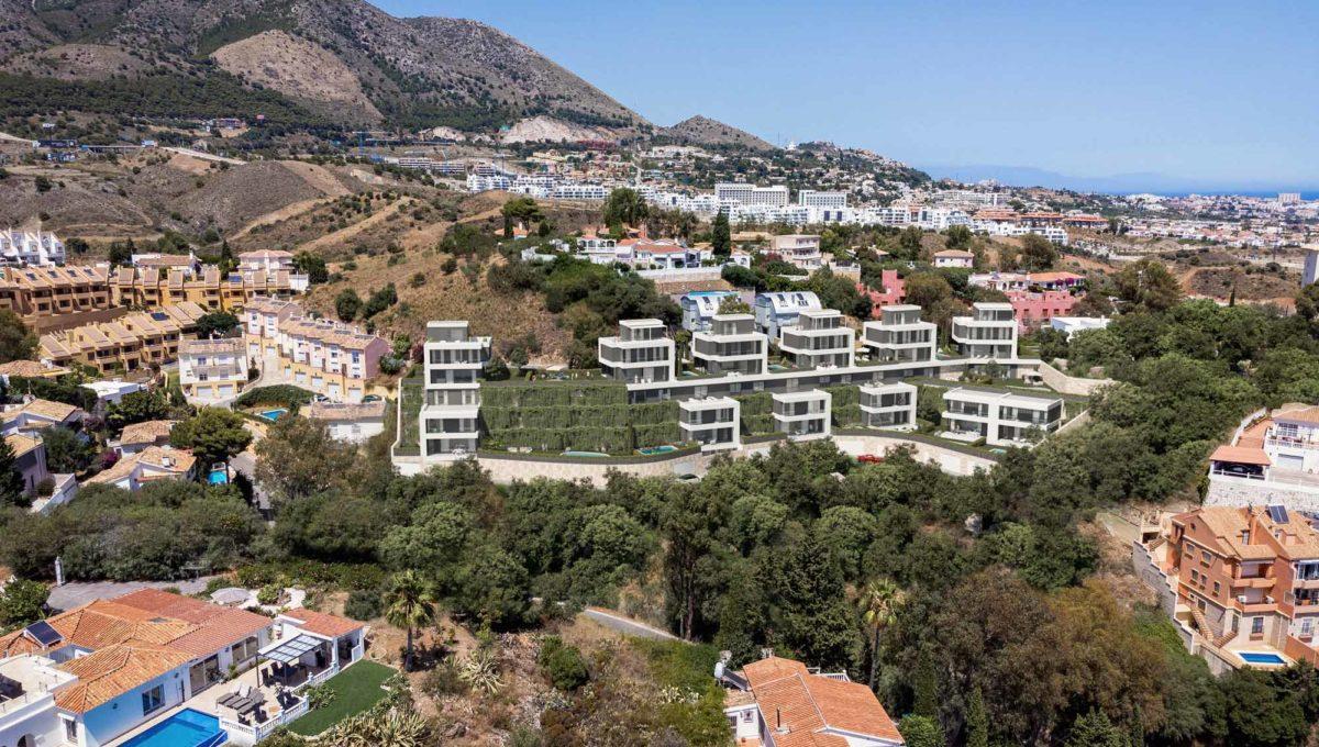 vista-aerea-desde-montaña-villas-venta-fuengirola-blanca-hills