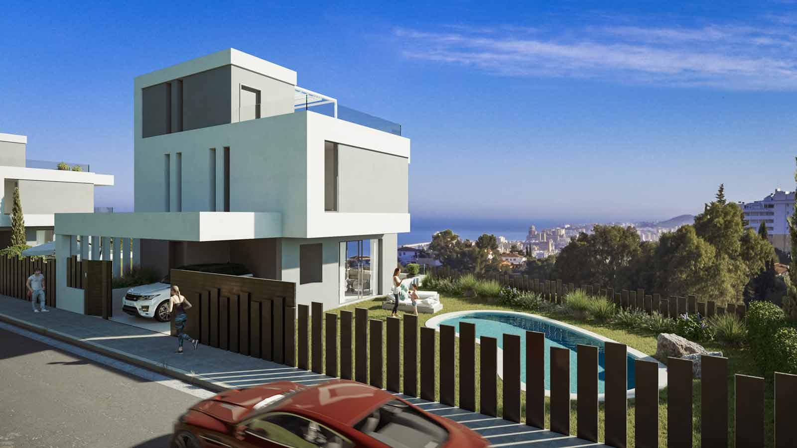 Blanca Hills: new housing development in Torreblanca, Fuengirola