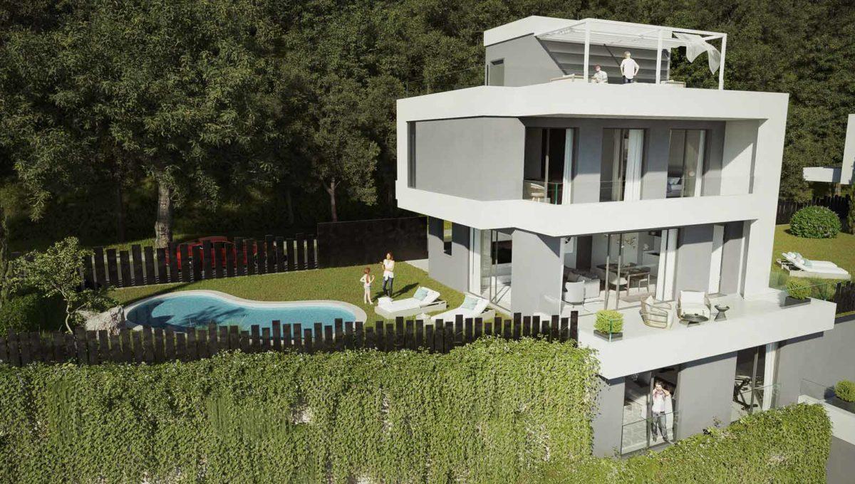 fachada-villas-venta-fuengirola-blanca-hills